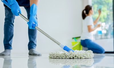 Hire Office Cleaning Service Providers for cleaning task is a good option or not?