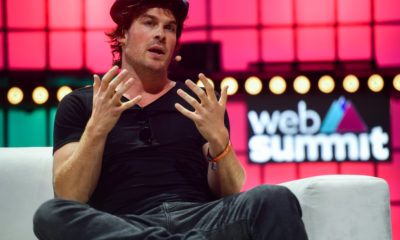 Sustainable pee, influencers and politics at the Web Summit
