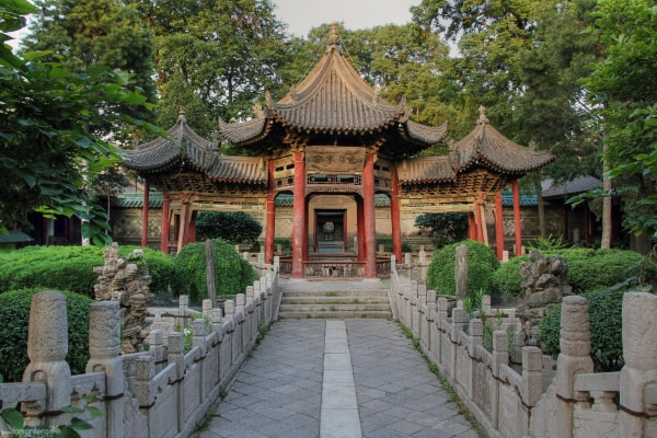 The Great Mosque, Xian