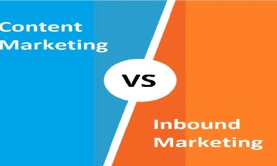 Inbound Marketing VS Content Marketing: What's the difference?