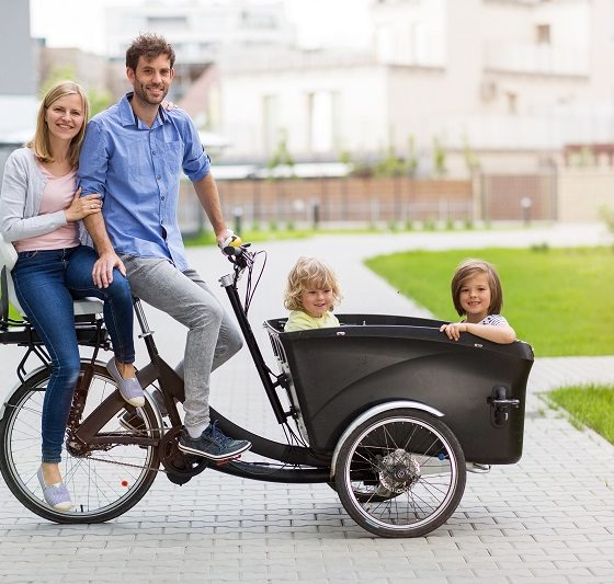 Electric Cargo Tricycle: A Variant Mode Of Transportation And Its Benefits