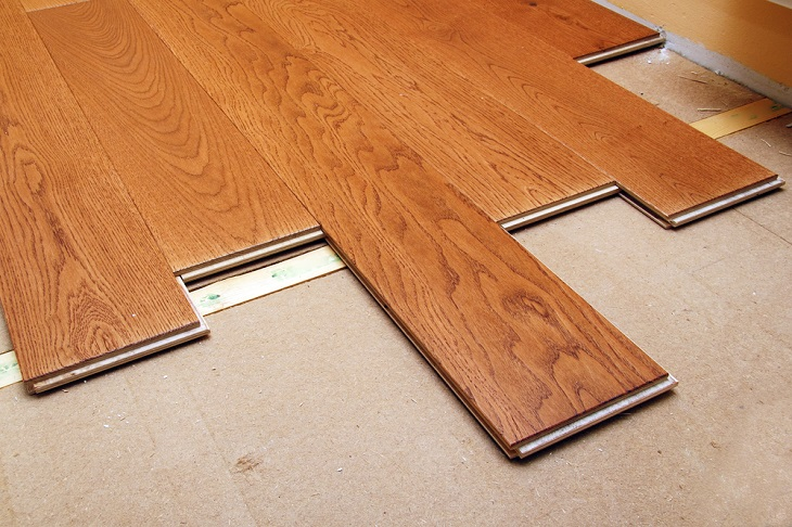 A Deeper Insight on Laminate Floors