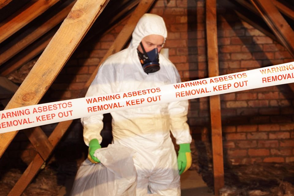 Asbestos and Spring Cleaning