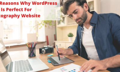 Top Reasons Why WordPress CMS is Perfect for Photography Website