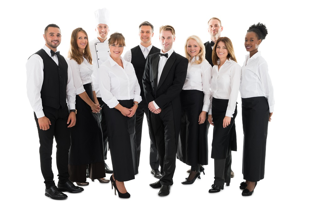 Let Your Hospitality Uniform Make Your Identity