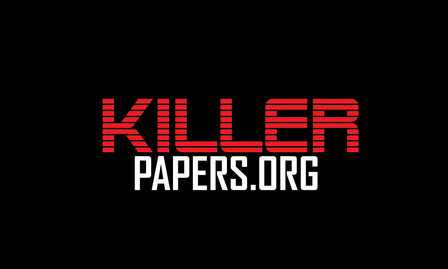 Movers and Shakers interview with KP, the founder of Killerpapers.org