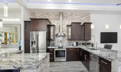 How To Reseal The Granite & Other Natural Stone In Your Home