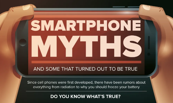 Smartphone Urban Legends - Myths Versus Truths