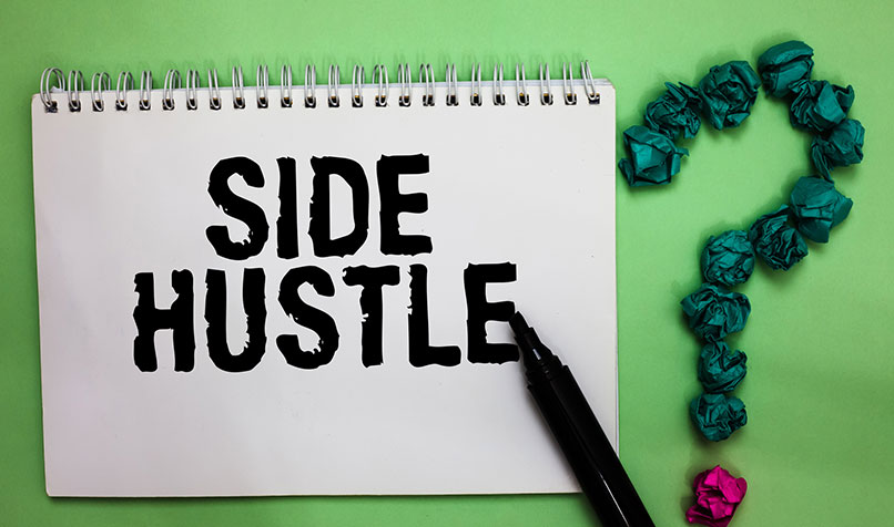 4 Best Online Side Hustles for Creatives in 2020