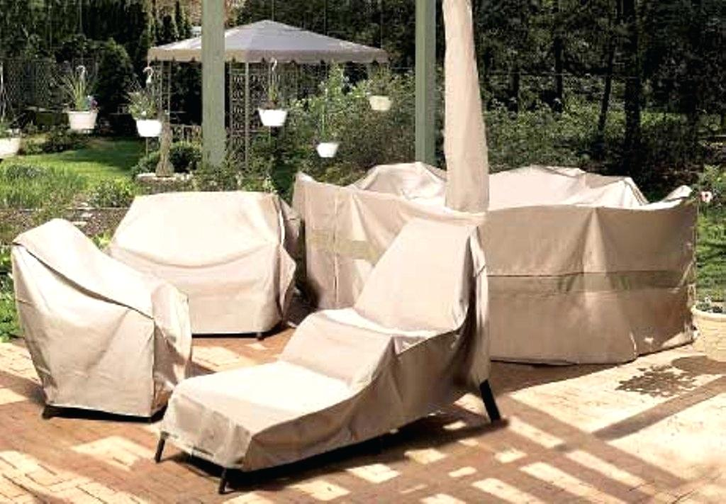 Few Important Questions to Consider While Purchasing Your Outdoor Furniture Covers