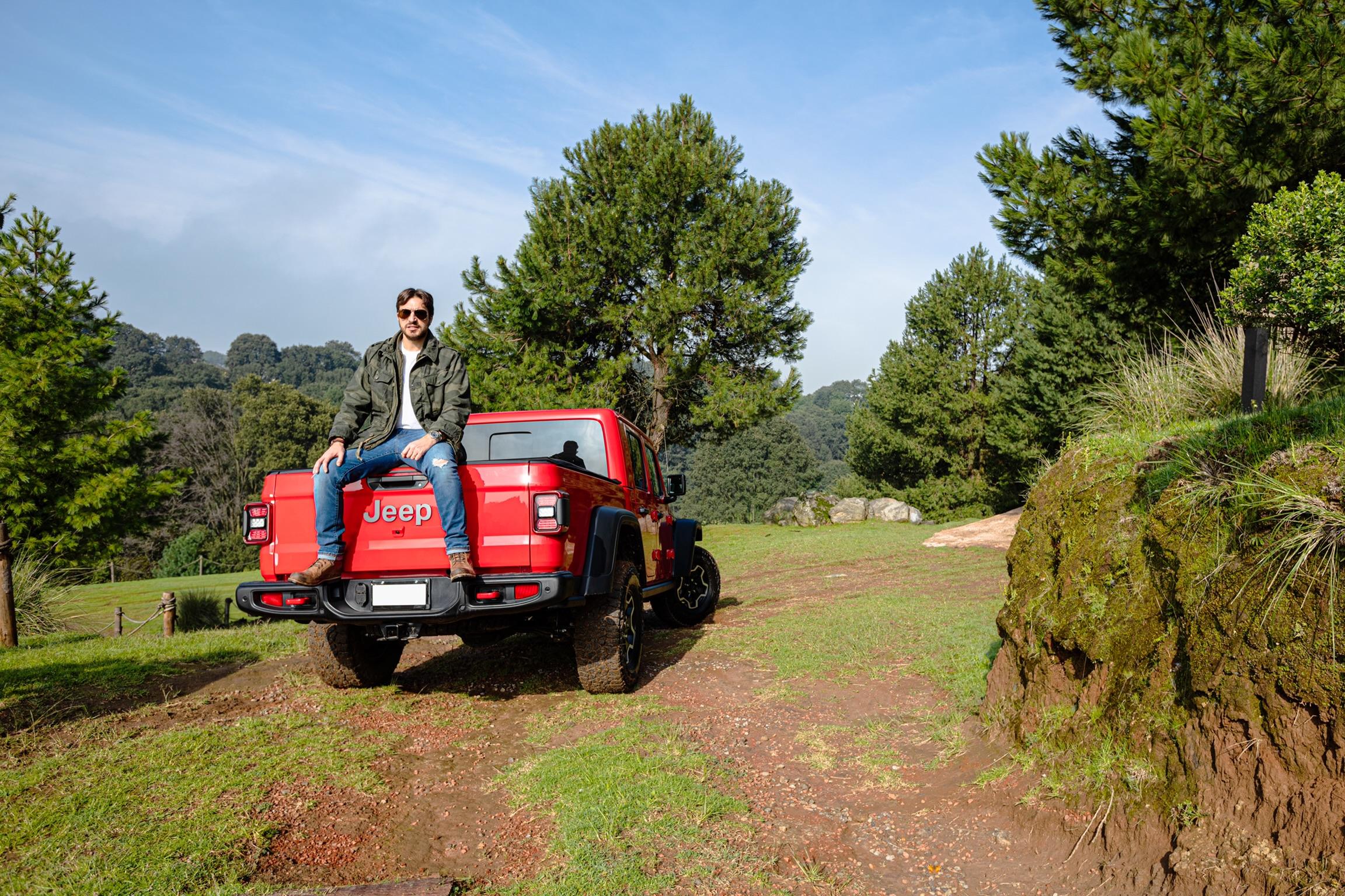 Car Influencers Sergio Mariscal