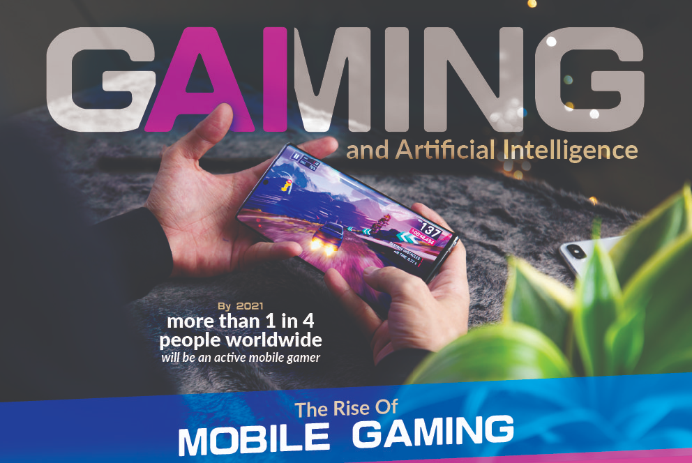 The Intersection Of Mobile Gaming And Artificial Intelligence