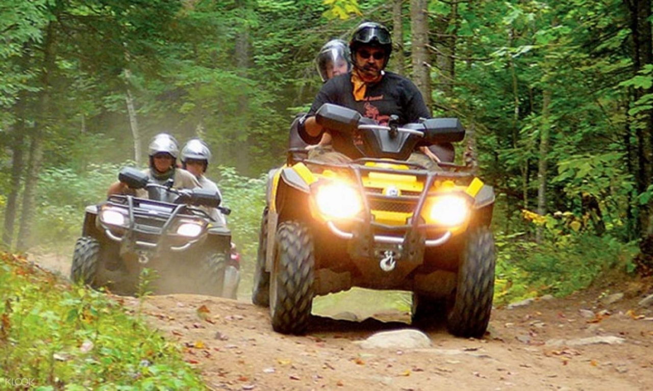 Off-Road Adventure: 6 Best Tips to Help You Prepare Yourself and Your Four-Wheeler
