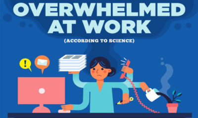 How to cope when work starts to feel overwhelming