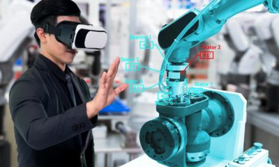 How VR is Improving the Industrial Automation Manufacturing Industry