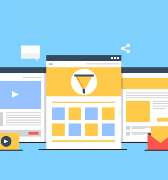 6 Design Tips for High-Converting Landing Pages
