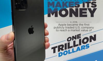 Apple's $1 Trillion Fortune: Explained