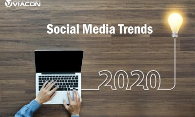 Top 5 Social Media Marketing Trends You Should know in 2020