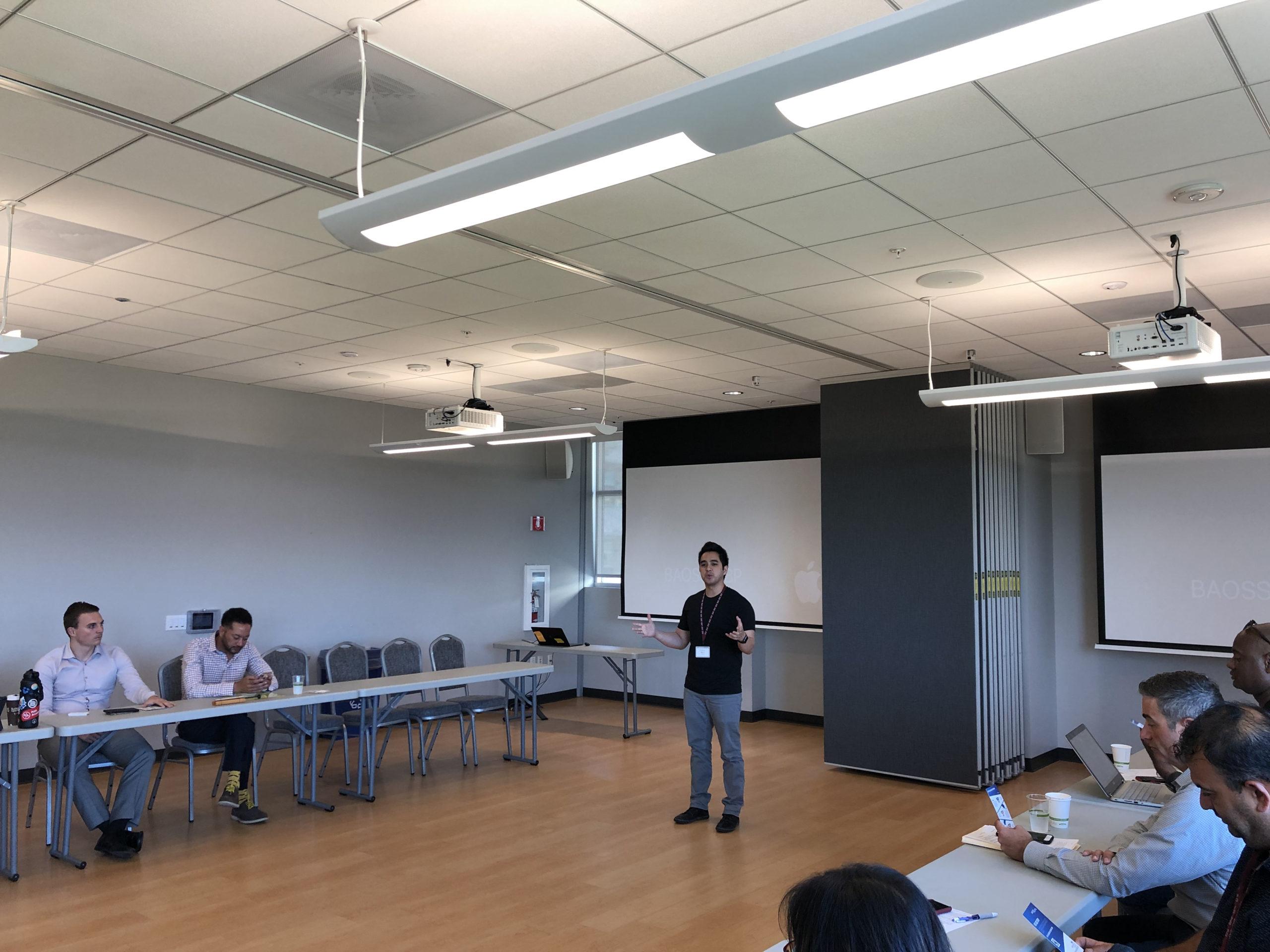 Bao Le, the Founder, and CEO of Baoss Digital