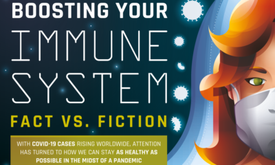 Boosting Your Immune System Under a Epidemic