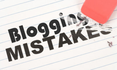 The Latest Guide for Amateur Bloggers to Avoid Terrifying Errors