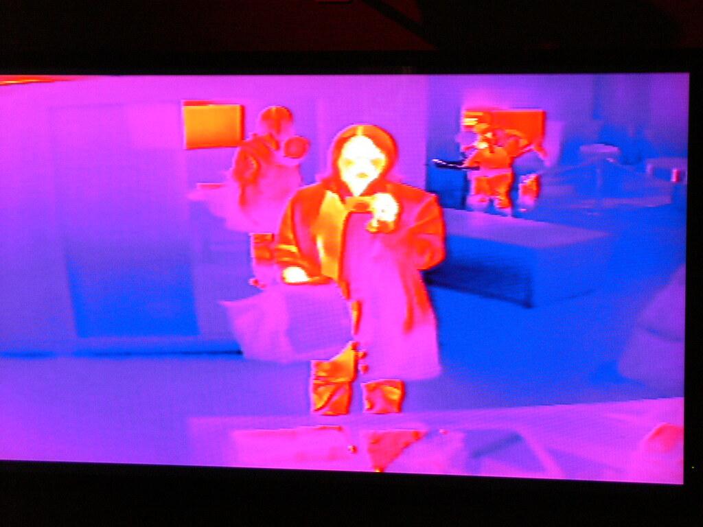In pandemic times: using thermal screening cameras