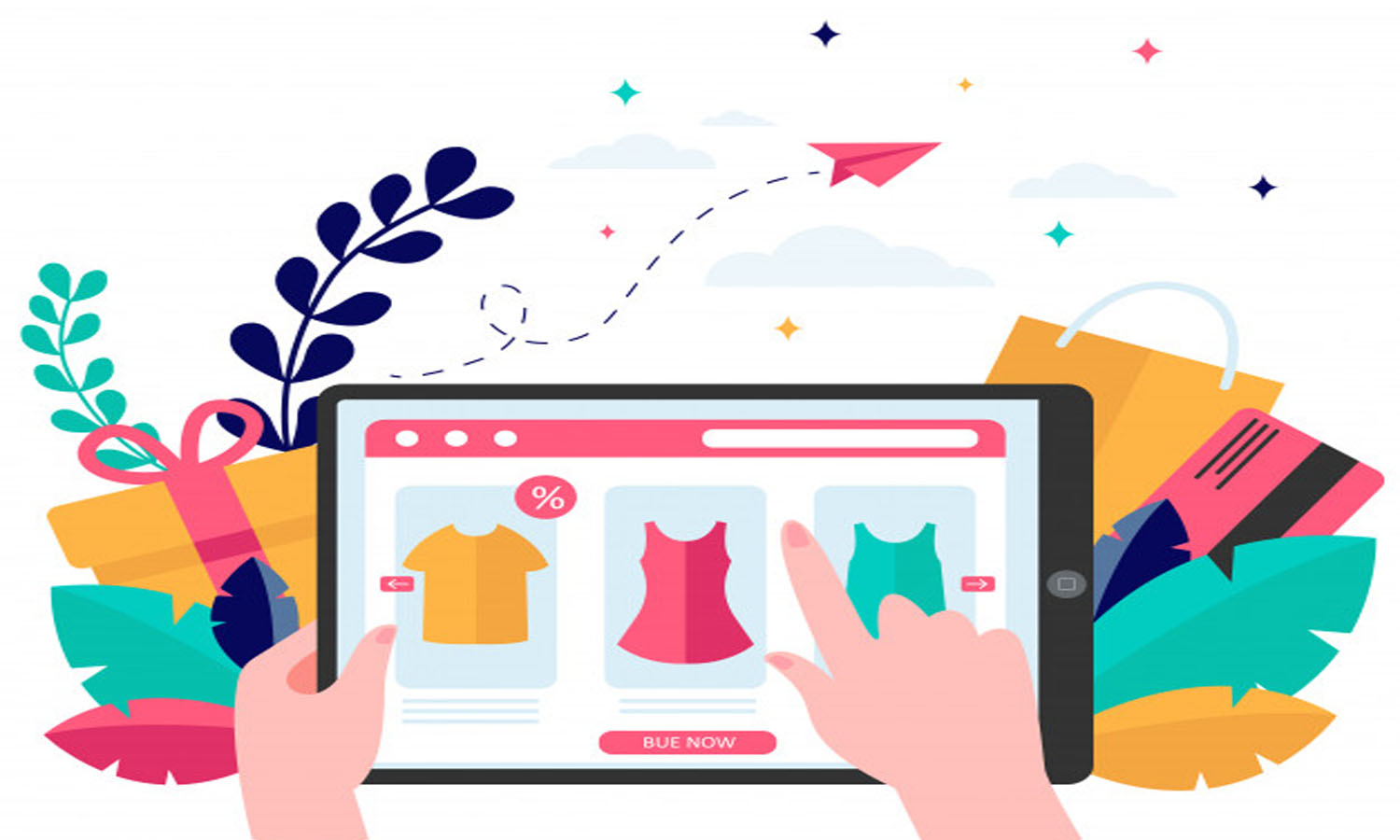 Easy ways of launching online clothing store