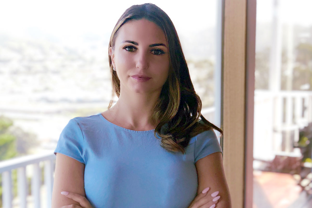 Kristina De-Levi