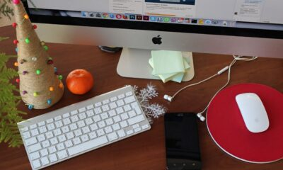 7 Ways to Stay Productive Throughout the Holidays